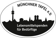 Unterstützung der Münchner Tafel e. V.
